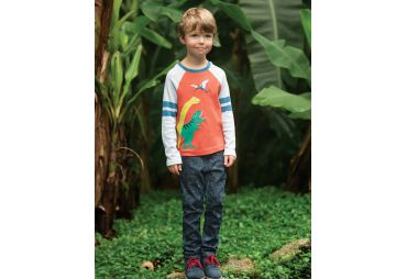 FRUGI H19 pantalon denim dino