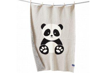 QUSCHEL couverture panda 80/100