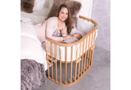 BABYBAY Lit Original Naturel non traité