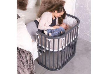 BABYBAY Lit Original Vernis Gris