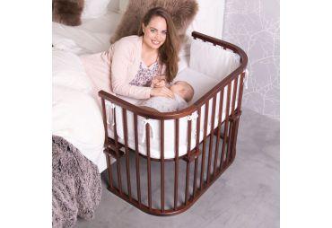 BABYBAY Lit Maxi Vernis Brun