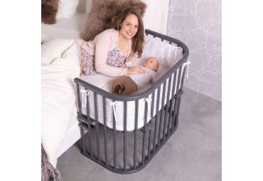 BABYBAY Lit Maxi Vernis Gris