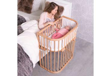 BABYBAY Lit Boxspring Comfort Clair