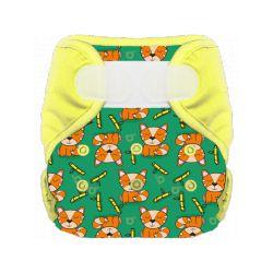 BUM Diapers Couche Lou le panda roux