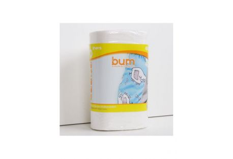 BUM Diapers Voiles de protection