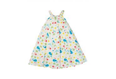 FRUGI Robe Trapeze Splashing About