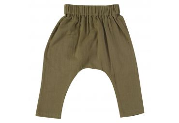PIGEON Baggy Pants Olive