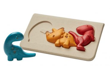 PLAN TOYS Dino Puzzle 4642