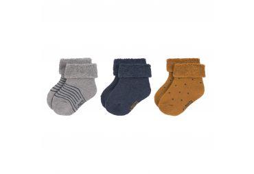 Lassig chaussettes bouclettes Blue