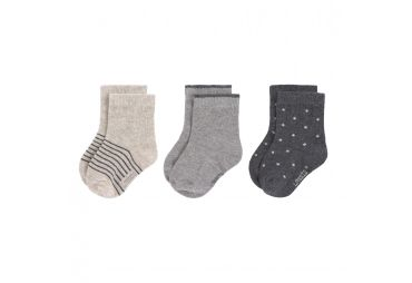 Lassig chaussettes Grey