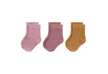 Lassig chaussettes Rosewood