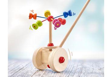 SELECTA jouet à pousser Karussell