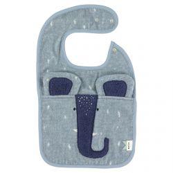 TRIXIE Bavoir 28cm Elephant