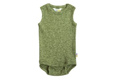 JOHA Body Sans Manches Coton Vert