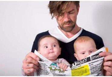 THE DADDY TIMES français