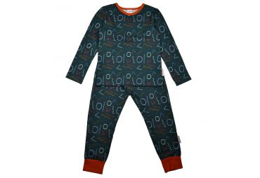 BABA H20 Pyjama 2pcs Shading Forms