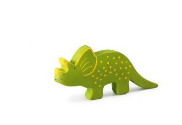 TIKIRI Hochet Dino Tricératops