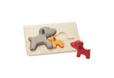 PLAN TOYS Puzzle chien 4636