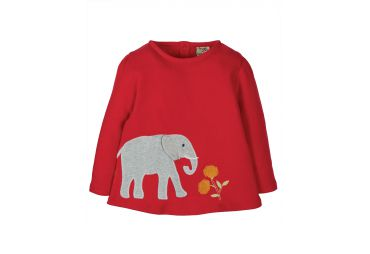 FRUGI E21 T-shirt Connie Elephant