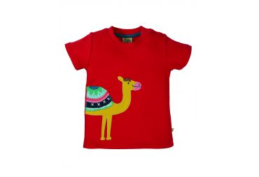 FRUGI E21 T-shirt Little Creature True