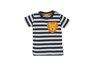 FRUGI E21 T-shirt Polzeath Pocket Lion