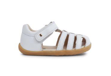 BOBUX Step Up Jump Sandal White