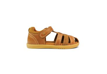 BOBUX Kid Plus Roam Sandal Caramel