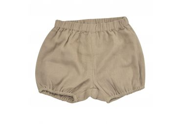 PIGEON E21 short Bloomers Muslin Taupe