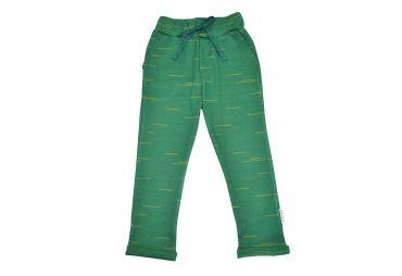 BABA E21 Pantalon Vert Punto Di Roma