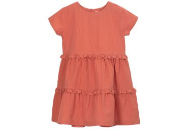 SERENDIPITY E21 Robe papaya