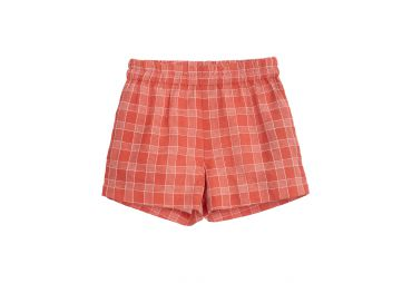 SERENDIPITY E21 Short berry checks