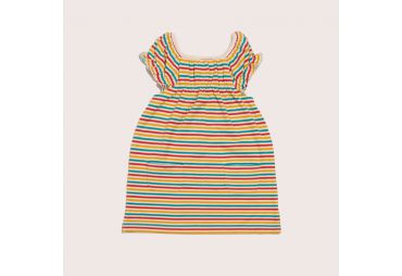 L.G.R. E21 Robe rainbow stripes