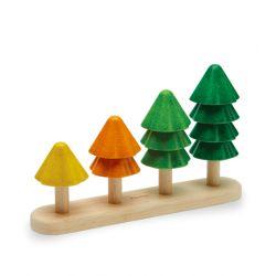 PLAN TOYS arbres trier et compter 5403