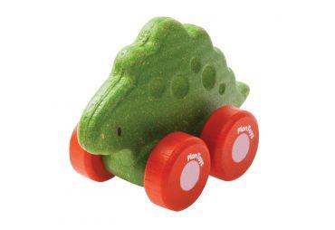 PLAN TOYS Dino Car Stego