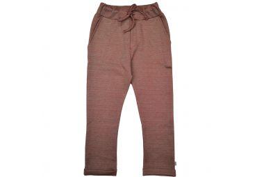 BABA H21 Pantalon Baggy Diagonal Stripes