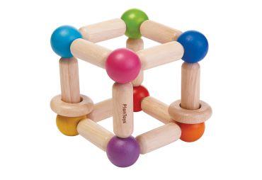 Hochet carre Plan Toys 5245
