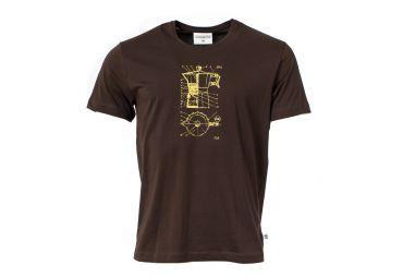 MUNOMAN H21 T-shirt baletti brown