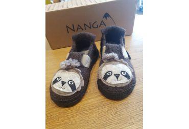 NANGA Pantoufles Shaggy Sloth