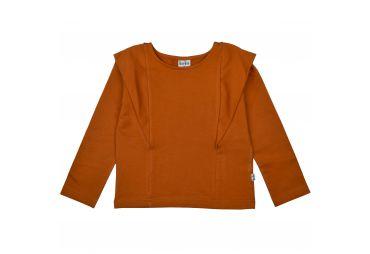 BABA H21 T-shirt cinar fleece brown