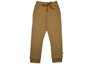 BABA H21 Pantalon jacquard thin stripes
