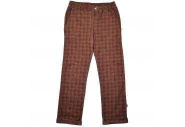 BABA H21 Pantalon punto di roma brown