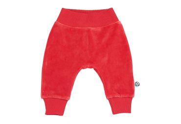 ONNOLULU H21 Pantalon velours rouge