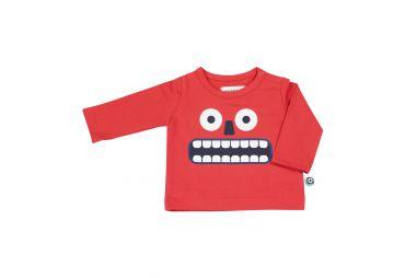 ONNOLULU H21 T-shirt happy rouge