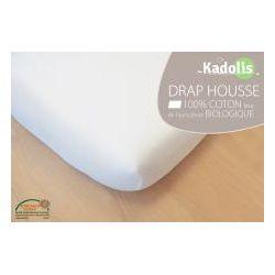 KADOLIS Drap-housse Coton Bio 70x140