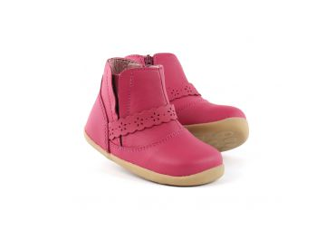 Chaussures souples ride boot fuchsia