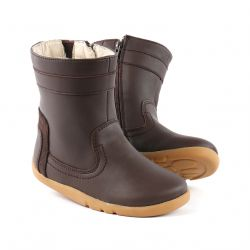 Boots enfant thunder brown