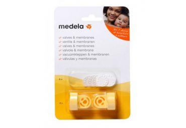 MEDELA Set rechange Clapets & Membranes