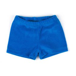 Short en éponge Hip blue
