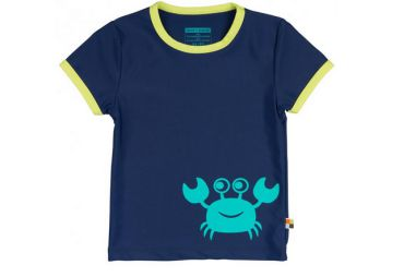 T-shirt anti UV marine