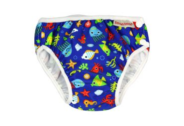 Maillot couche Blue sea life